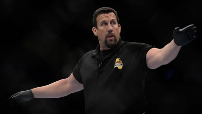 MMA John McCarthy