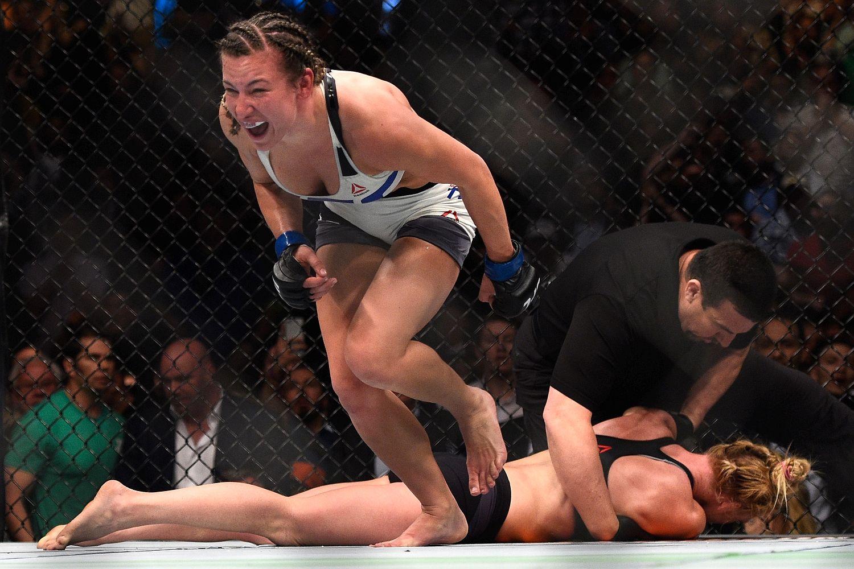 MMA Miesha Tate